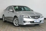2006 Honda Accord Euro CL MY2006 Luxury Silver 5 Speed Automatic Sedan Victoria Park Victoria Park Area Preview