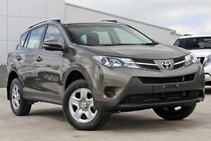 2015 Toyota RAV4 ZSA42R MY14 GX 2WD Liquid Bronze 7 Speed Constant Variable Wagon Blacktown Blacktown Area Preview