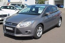 2012 Ford Focus LW Trend PwrShift Brown 6 Speed Sports Automatic Dual Clutch Hatchback Brookvale Manly Area Preview