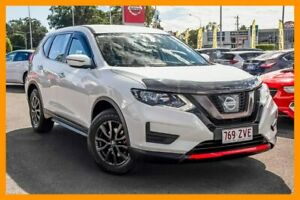 2017 Nissan X-Trail T32 ST X-tronic 2WD White 7 Speed Constant Variable Wagon Aspley Brisbane North East Preview