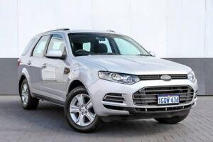 2014 Ford Territory SZ TX Seq Sport Shift Silver 6 Speed Sports Automatic Wagon Maddington Gosnells Area Preview