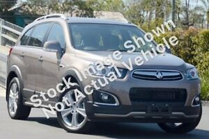 2014 Holden Captiva CG MY14 7 AWD LTZ Bronze 6 Speed Sports Automatic Wagon Tweed Heads South Tweed Heads Area Preview