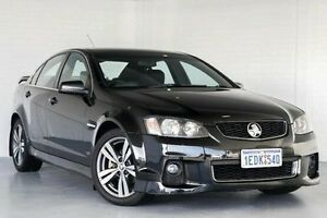 2013 Holden Commodore VE II MY12.5 SV6 Z Series Black 6 Speed Sports Automatic Sedan Bellevue Swan Area Preview
