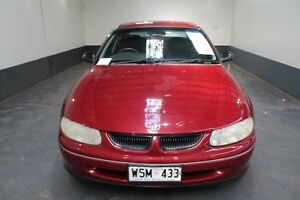 1997 Holden Commodore VT Executive Red 4 Speed Automatic Sedan Pennington Charles Sturt Area Preview