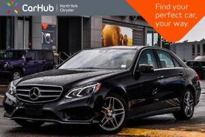 2015 Mercedes-Benz E-Class E 400 4Matic|Pano_Sunroof|H/K Audio|H