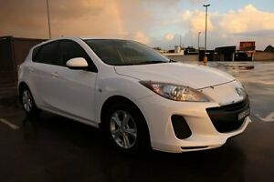 2012 Mazda 3 BL10F2 Neo Activematic White 5 Speed Sports Automatic Hatchback Haymarket Inner Sydney Preview