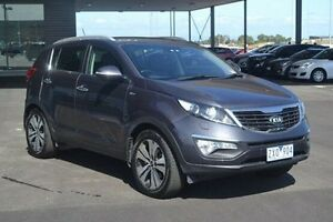 2013 Kia Sportage SL Series II Platinum Grey Sports Automatic Strathmore Heights Moonee Valley Preview