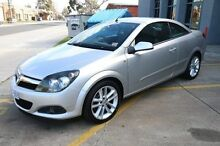 2007 Holden Astra AH MY07 Twin TOP Silver 4 Speed Automatic Convertible Cheltenham Kingston Area Preview
