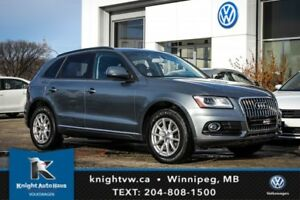 2014 Audi Q5 Quattro AWD w/ Leather
