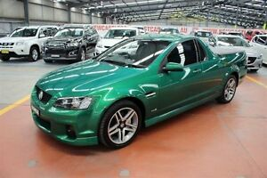2011 Holden Ute VE II SV6 Poison Ivy 6 Speed Manual Utility Maryville Newcastle Area Preview