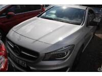 Mercedes Benz CLA A Shooting Brake 220 2.1 CDI AMG S