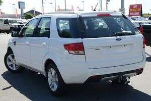2014 Ford Territory SZ TX Seq Sport Shift AWD Winter White 6 Speed Sports Automatic Wagon Acacia Ridge Brisbane South West Preview