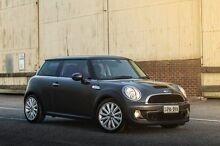 2010 Mini Hatch R56 Cooper S Steptronic Silver 6 Speed Sports Automatic Hatchback Medindie Walkerville Area Preview