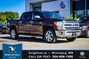 2014 Toyota Tundra 5.7L Platinum 1794 Edition w/ Leather/Sunroof