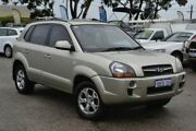 2009 Hyundai Tucson JM MY09 SX Silver 4 Speed Sports Automatic Wagon Pearsall Wanneroo Area Preview