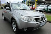 2009 Subaru Forester S3 MY09 XT AWD Premium Silver 4 Speed Sports Automatic Wagon West Footscray Maribyrnong Area Preview