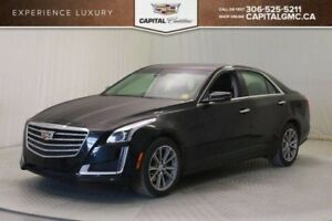 2017 Cadillac CTS Sedan Luxury AWD*Leather*Sunroof*Nav*