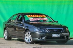 2007 Ford Fairmont BF Mk II Ghia Grey 6 Speed Sports Automatic Sedan Ringwood East Maroondah Area Preview