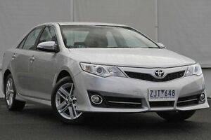 2012 Toyota Camry ASV50R Atara R Silver Pearl 6 Speed Sports Automatic Sedan Upper Ferntree Gully Knox Area Preview