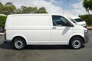 2011 Volkswagen Transporter T5 MY11 Low Roof Candy White 6 Speed Manual Van Acacia Ridge Brisbane South West Preview