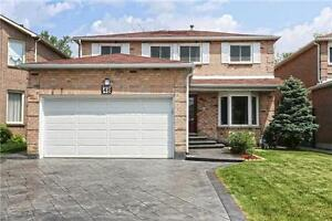 Detached house for sale near the border of Mississauga/Brampton