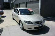 2006 Mazda 3 BK Maxx Beige 4 Speed Auto Activematic Sedan Mitchell Gungahlin Area Preview