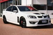 2013 Holden Special Vehicles Clubsport E Series 3 MY12.5 R8 White 6 Speed Sports Automatic Sedan Glendalough Stirling Area Preview