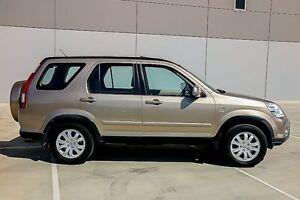 2005 Honda CR-V RD MY2005 Sport 4WD Gold 5 Speed Automatic Wagon Pakenham Cardinia Area Preview