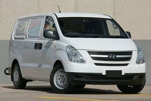 2014 Hyundai iLOAD TQ MY14 White 5 Speed Automatic Van Wolli Creek Rockdale Area Preview