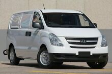 2013 Hyundai iLOAD TQ MY13 White 5 Speed Automatic Van Wolli Creek Rockdale Area Preview
