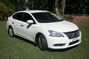 2014 Nissan Pulsar 1.8 Automatic ST White Automatic Sedan Capalaba Brisbane South East Preview