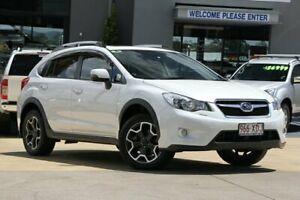 2013 Subaru XV G4X MY13 2.0i-S AWD Satin White Pearl 6 Speed Manual Wagon
