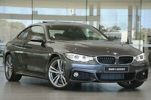 2016 BMW 420I F32 M Sport Grey 8 Speed Sports Automatic Coupe Wangara Wanneroo Area Preview