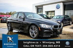 2016 BMW 3 Series 340i xDrive AWD w/ M Sport Pkg/Winter + Summer