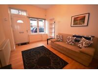 Superb 1 bedroom main door flat with excellent storage in Fountainbridge available November!
