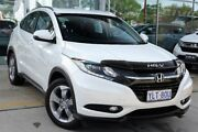 2016 Honda HR-V MY16 VTi-S White 1 Speed Constant Variable Hatchback Belconnen Belconnen Area Preview