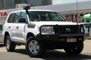 2013 Toyota Landcruiser VDJ200R MY12 GX Glacier 6 Speed Sports Automatic Wagon Woolloongabba Brisbane South West Preview