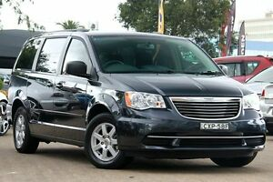 2014 Chrysler Grand Voyager RT MY13 LX Maximum Steel 6 Speed Automatic Wagon Rosebery Inner Sydney Preview