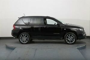 2014 Jeep Compass MK MY14 Limited (4x4) Black 6 Speed Automatic Wagon Smithfield Parramatta Area Preview