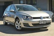2013 Volkswagen Golf VII 90TSI DSG Grey Metallic 7 Speed Sports Automatic Dual Clutch Hatchback Hillcrest Port Adelaide Area Preview