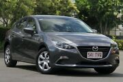2013 Mazda 3 BM5478 Neo SKYACTIV-Drive Grey 6 Speed Sports Automatic Hatchback Chermside Brisbane North East Preview