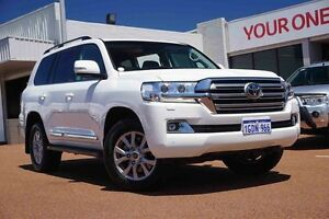 2015 Toyota Landcruiser VDJ200R Sahara Grey 6 Speed Sports Automatic Wagon Westminster Stirling Area Preview