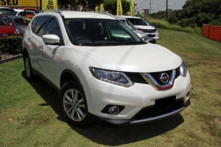 2015 Nissan X-Trail T32 ST-L (FWD) Continuous Variable Wagon