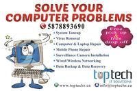 COMPUTER AND LAPTOP REPAIRING - 587 889 3690