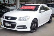 2014 Holden Commodore VF MY14 SS V Redline White 6 Speed Sports Automatic Sedan Somerton Park Holdfast Bay Preview