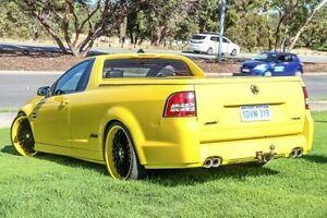 2011 Holden Ute VE II SS V Redline Yellow 6 Speed Manual Utility Wangara Wanneroo Area Preview