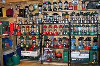 My 100$ Bills For Your Coleman Lanterns & Stoves