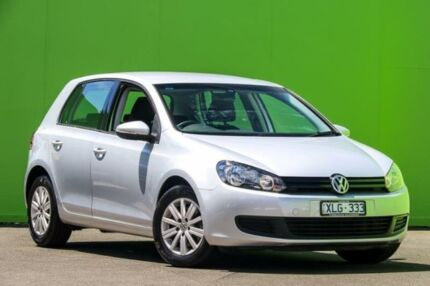 2009 Volkswagen Golf VI 90TSI Silver Sports Automatic Dual Clutch Hatchback Ringwood East Maroondah Area Preview