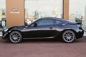 2012 Toyota 86 ZN6 GT Black 6 Speed Sports Automatic Coupe Maddington Gosnells Area Preview