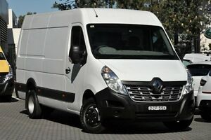 2015 Renault Master X62 Mid Roof LWB AMT Glacier White 6 Speed Sports Automatic Single Clutch Van Artarmon Willoughby Area Preview